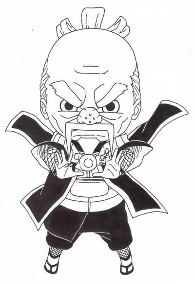 Onoki by TheArk6-14   Chibi, Character illustration, Chibi ...