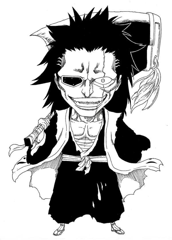 Nozarashi Human Form