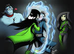 Shego and Drakken - A kiss in time