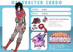 Duke Charactercard