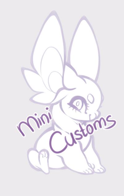 Mini Customs - CLOSED by VanillaToxin