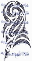 Maori tattoo I Part by anchica