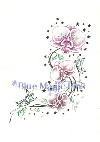 side tattoos