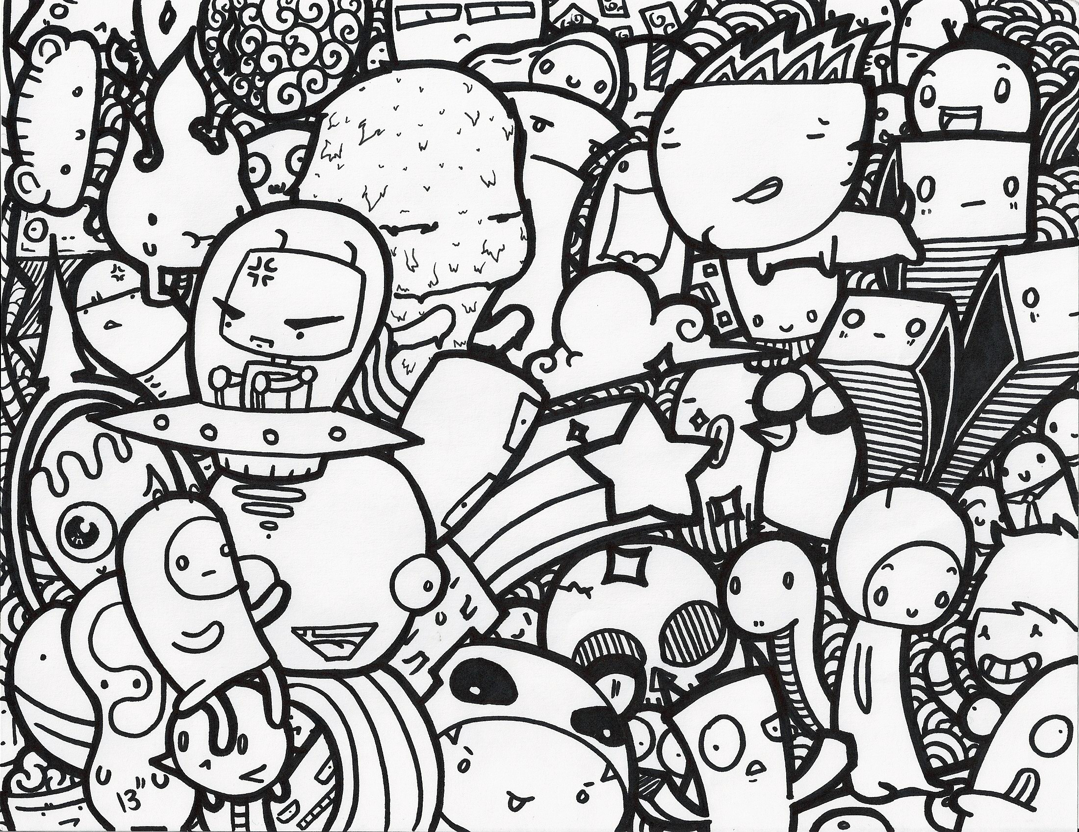 Doodle Jump DC Super Heroes v1.4.0 (Mod Money) Immagini