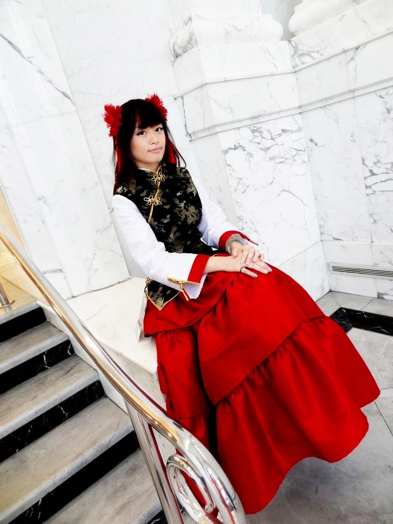 AnimeFest 2012: APH - Taiwan by SukySakuya