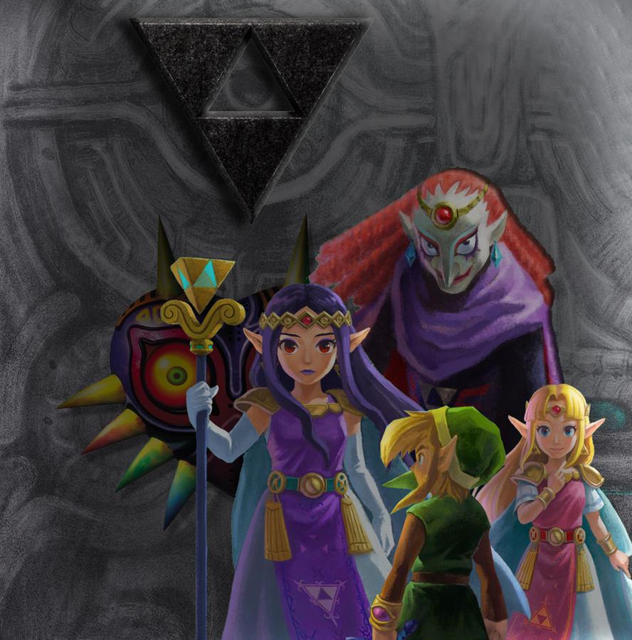 Link Between Worlds Poster A link between worldsA Link Between Worlds Poster