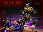 Cyrax Finish - Request Part 1