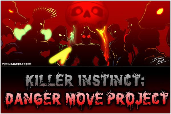 KI: Danger Move Project banner by TheInsaneDarkOne