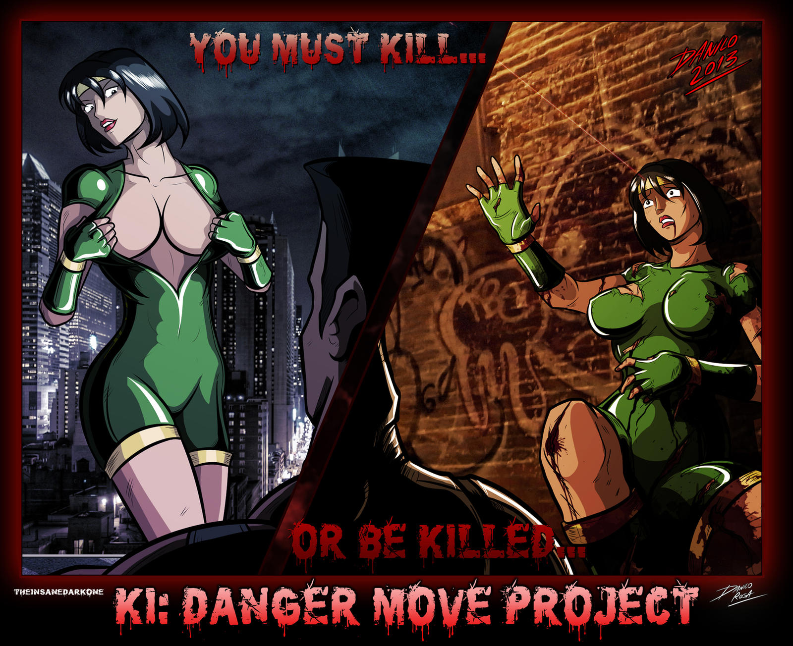 Orchid Promo - KI: Danger Move Project by TheInsaneDarkOne