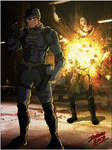 Stryker Bomb Fatality by TheInsaneDarkOne