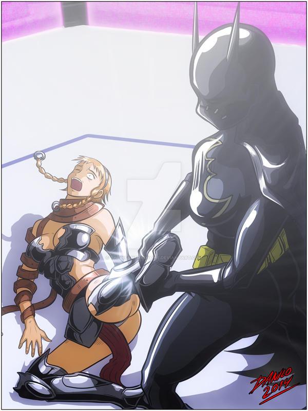 Queen of Fighters - First fight 5 by TheInsaneDarkOne on DeviantArt