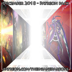 December 2018 patreon pack now available! by TheInsaneDarkOne
