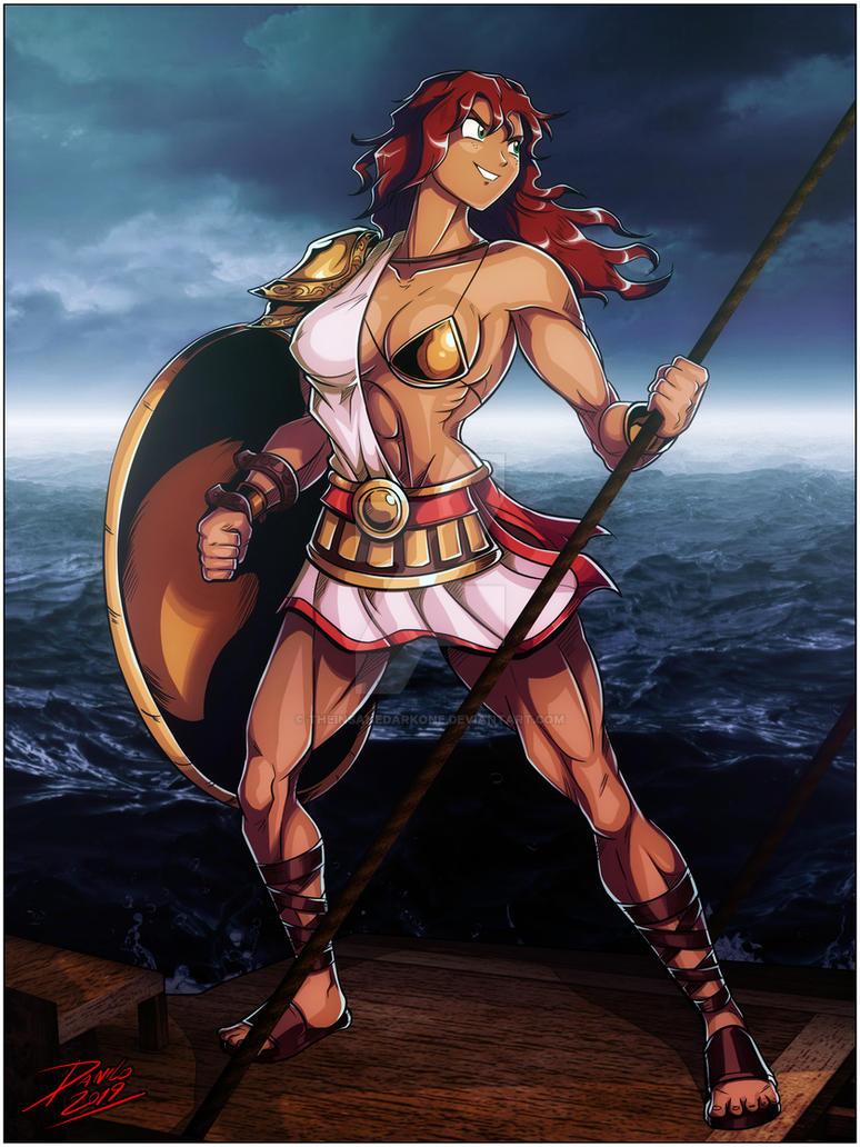 Lady Odysseus by TheInsaneDarkOne