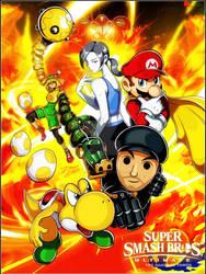 DanDarkTower - Smash Bros Ultimate