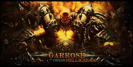 FDLS#154 [LIBRE] Garrosh_hellscream_by_onbush-d4yi1el