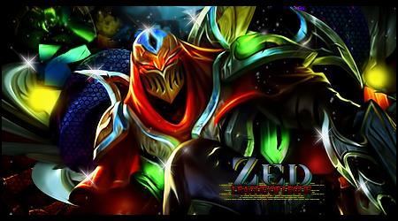 Zed by Onbush