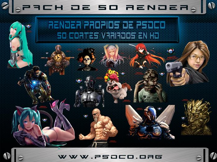 Pack 50 tenderspropios Pack_50_render_psdco_by_onbush-d6jb089