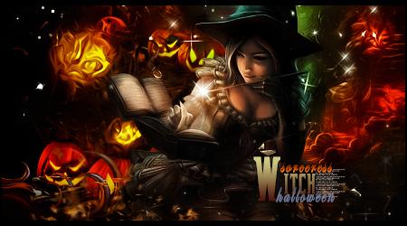 Satania Mago oz Halloween_by_onbush-d6t1d8i