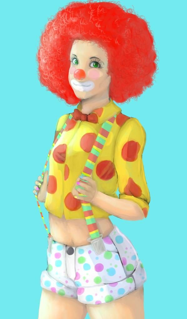 CLown by Marycreepy