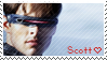 Scott Summers Stamp by SacredLugia