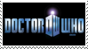 Doctor Who Logo Stamp by SacredLugia