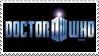 Doctor Who Logo Stamp by SacredLugia