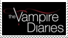 Vampire Diaries Logo Stamp by SacredLugia
