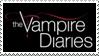 Vampire Diaries Logo Stamp by SacredLugia