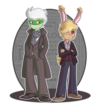 [DWMA] It's Elementary (jk it's BBC Sherlock)