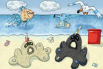 [SL] Living Sandcastles