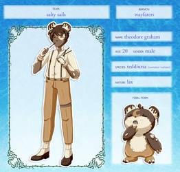 [PMD: BtS] Teddy Graham