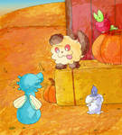 [PMD: BtS] Hay There