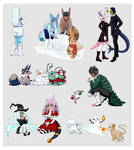 [C-C] Winter Wonderland Community Collab!