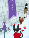 [PMD: BtS] Castle of Ice