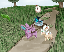 [PMD: BtS] A Talk on the Trail