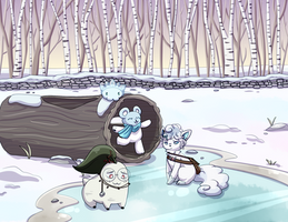 [PMD: BtS] A Frosty Venture