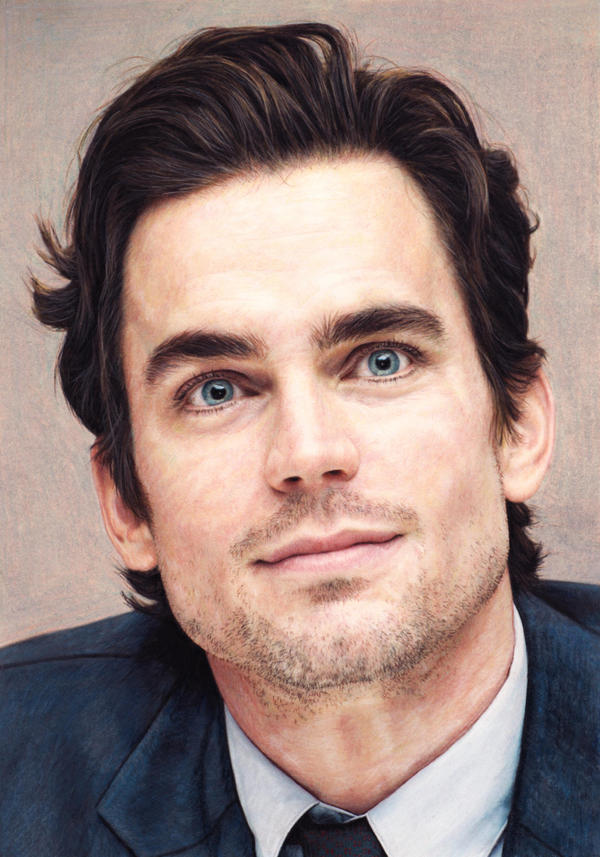 Paintings  matt bomer ...