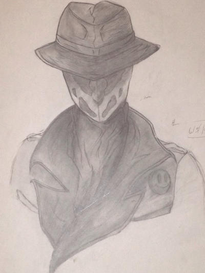 Rorschach by HatedKyougoku13