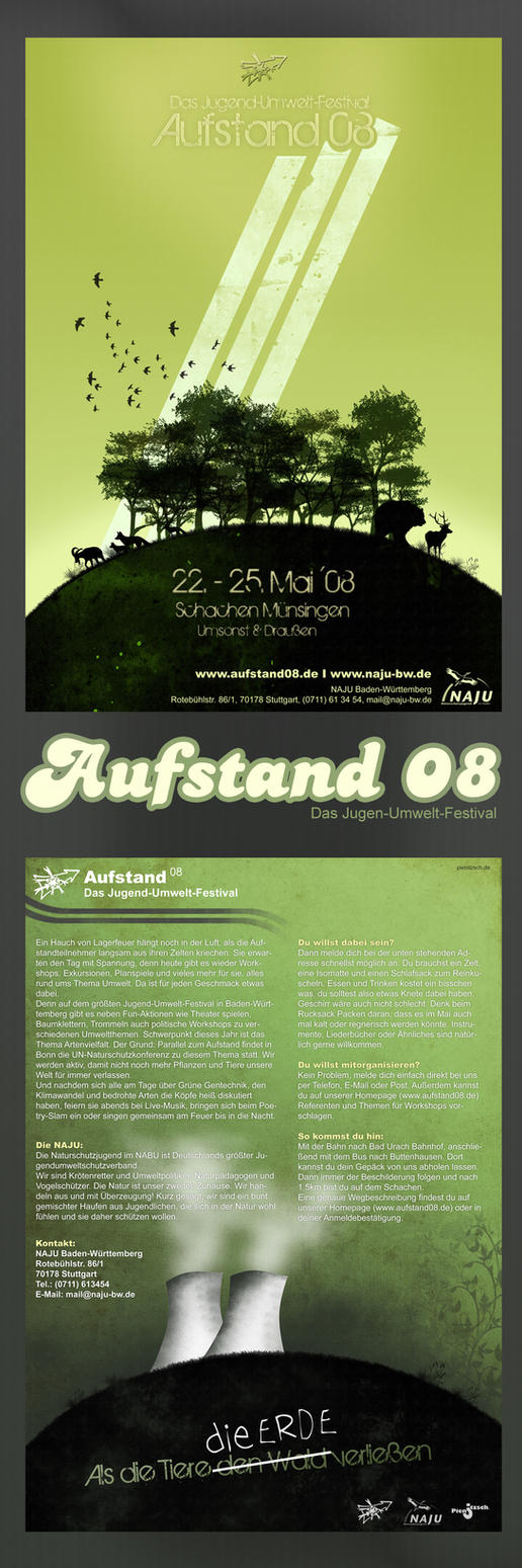 Aufstand 08 by pienitzsch