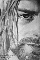 Kurt Cobain  of  Nirvana by lemgras330
