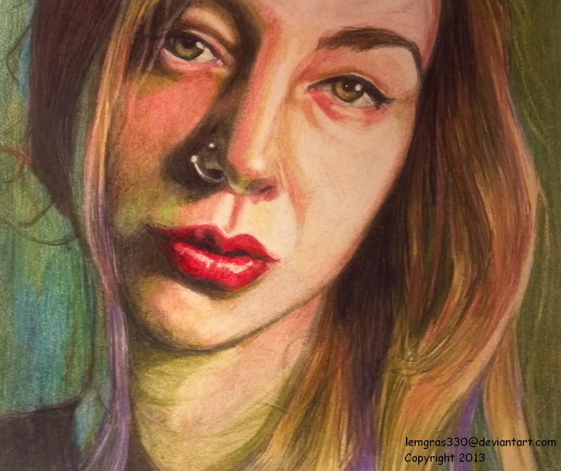 Hollee                        Colored Pencil by lemgras330