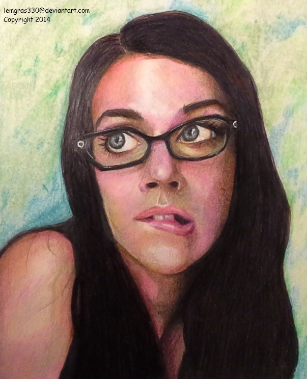 Marina 2  ~ Colored Pencil by lemgras330