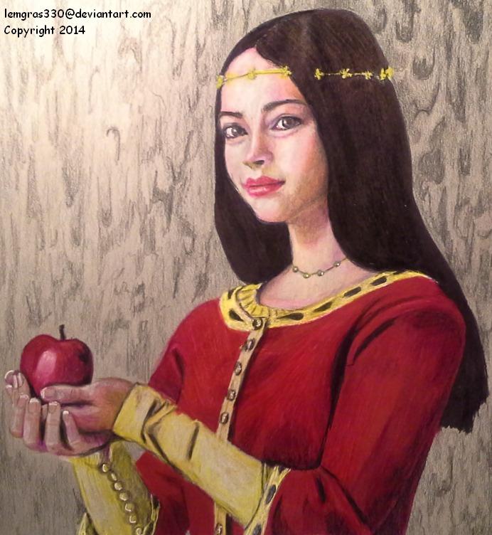 Kristin Kreuk As Snow White by lemgras330
