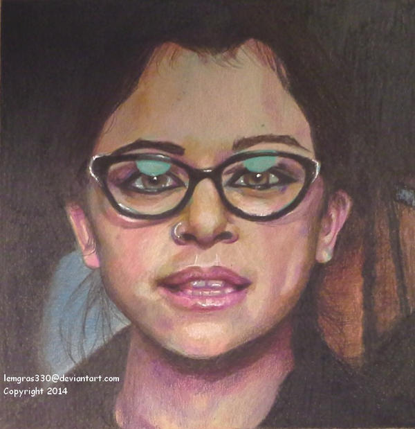 Tatiana Maslany as Cosima by lemgras330