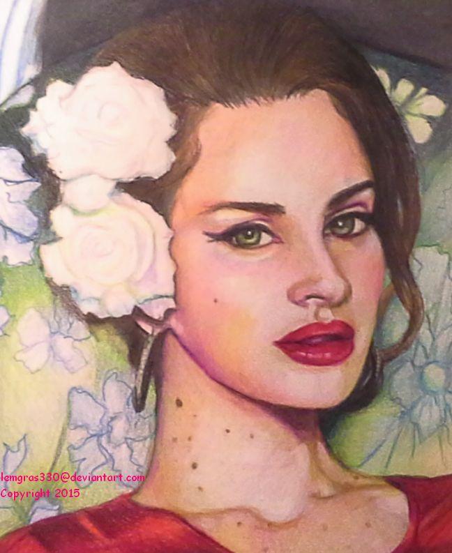 Lana Del Rey 2 by lemgras330