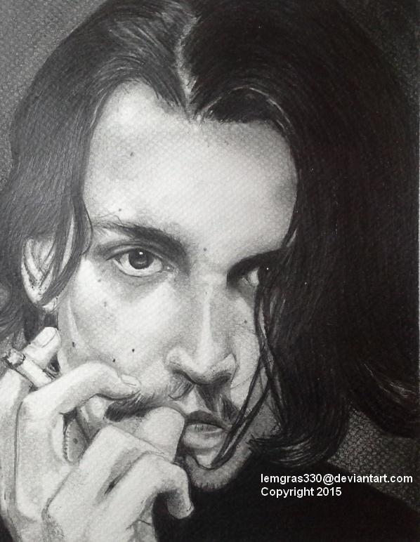 Johnny Depp 2 by lemgras330