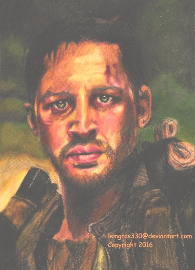 Tom Hardy ~ Mad Max by lemgras330