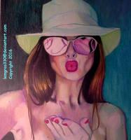 Blow Ya A Kiss by lemgras330