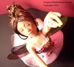 Ballerina Fairy by lemgras330