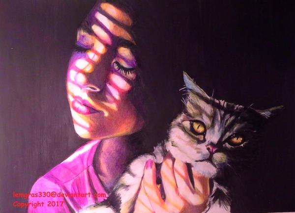 Rainbow Blinds by lemgras330